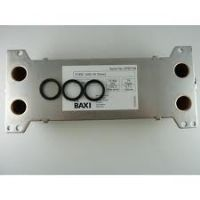 Baxi Combi Plate Heat Exchanger Part no 247224